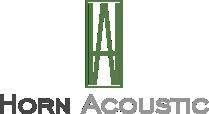 Horn Acoustic Logo